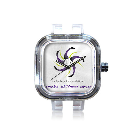 TaylorBrooksFoundation FullLogo watch