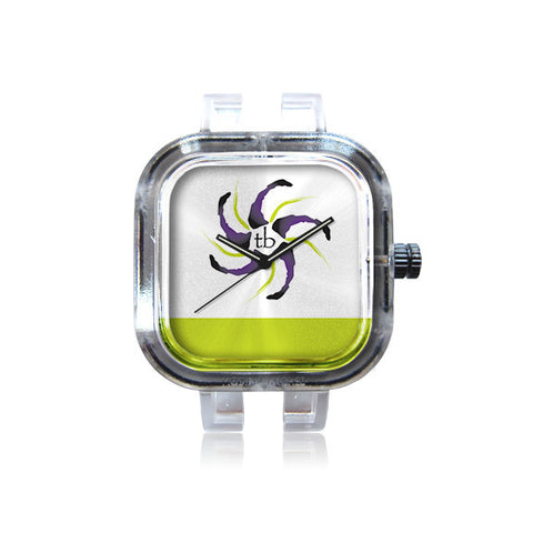 TaylorBrooksFoundation GreenLogo watch