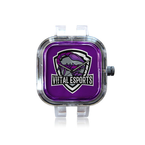 ViiTaLeSports Purple watch