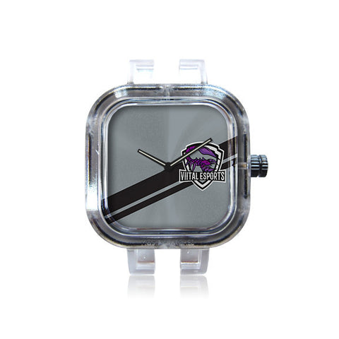ViiTaLeSports Striped watch
