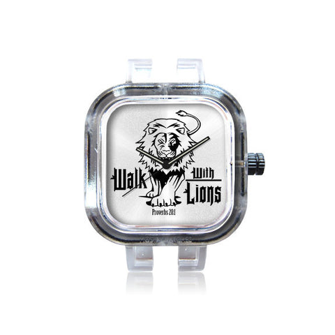 WalkWithLions Logo watch