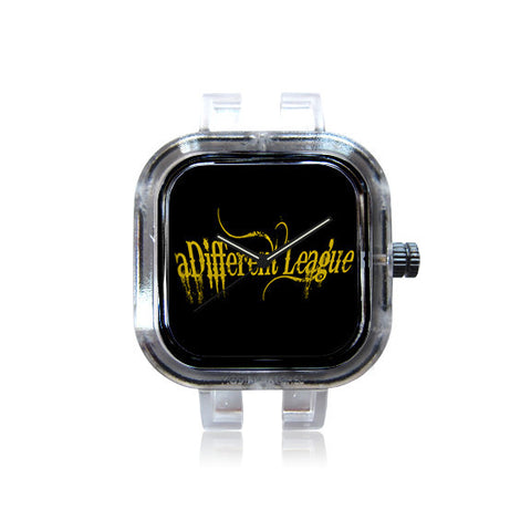aDifferentLeague Logo watch