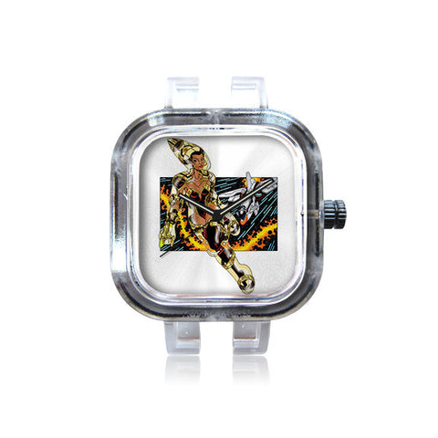 AlphaCMT Space Girl Watch