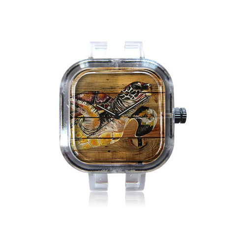 Anthony Catucci Turtle Watch