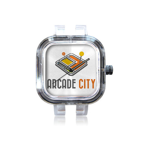 arcadecity logo watch