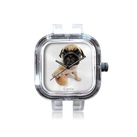Artlist Collection THE DOG: Pug Watch