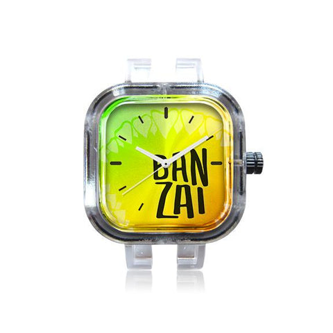 Banzai Yellow Watch