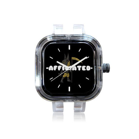Gold Affiliate Hours Watch