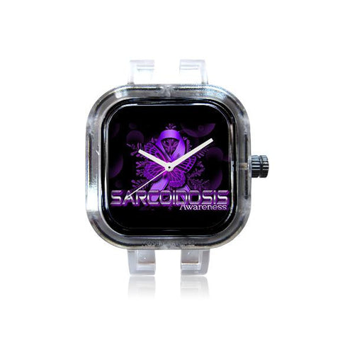 Caring Hands Purple Majesty Watch