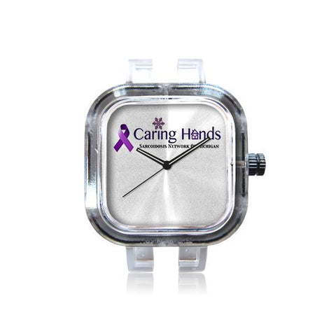 Caring Hands Watch