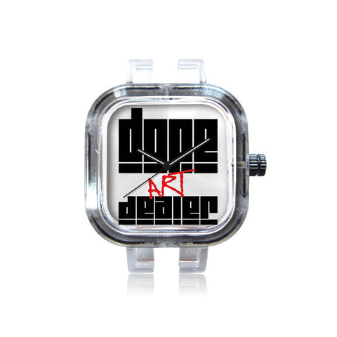 Clark & Fam Dope Art Dealer Watch