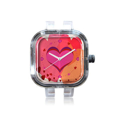 Colbe Jam Heart Time Watch