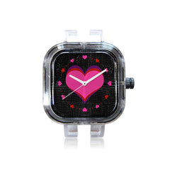 Colbe Jam Tiny Heartbox Watch