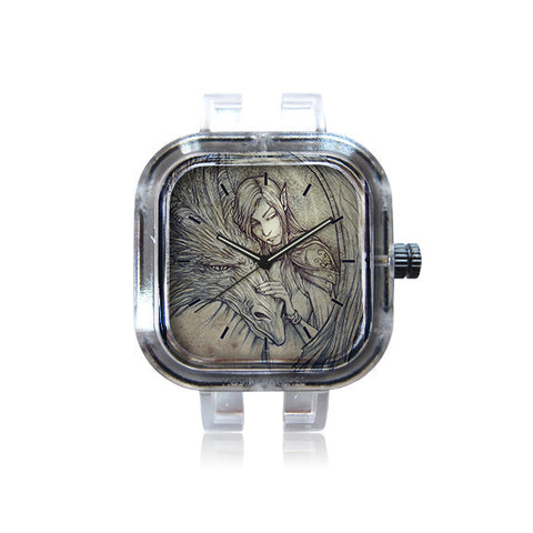Cristiana Leone Fantasy Art Only One I Can Trust Watch