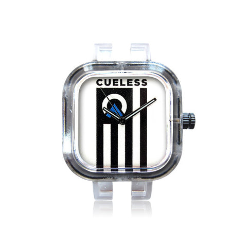 Cueless Flag Watch