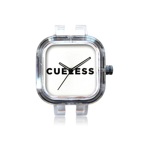 Cueless Watch