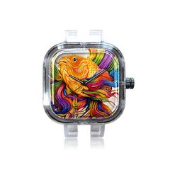 cvanDOTnet RainbowKoi watch