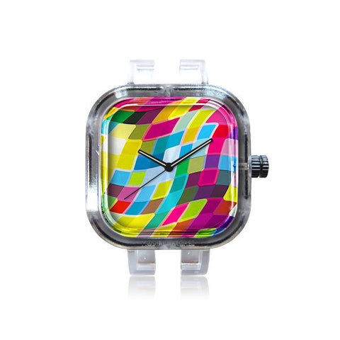 Dawid Roc Colorful Life Watch