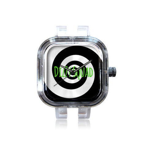 Dizzy Sq Logo Watch