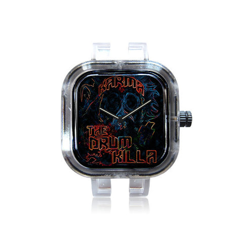 Drum Killas KTDK Logo Watch