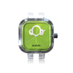Earbits Green Watch