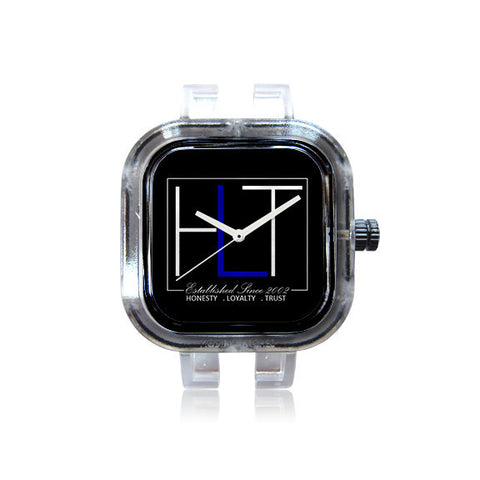 Embacy Ent Logo Watch