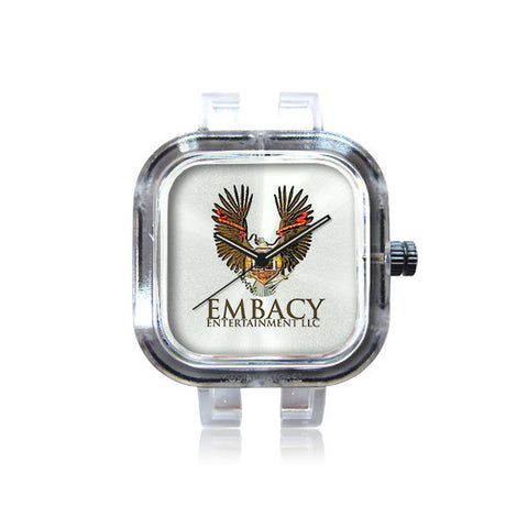 Embacy HLT Appel Logo Watch