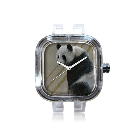 Art of the Endangered Serene Panda Watch