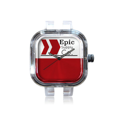 Epic Red Label Watch