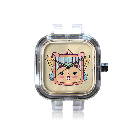 Escudo Kawaii Bear Watch