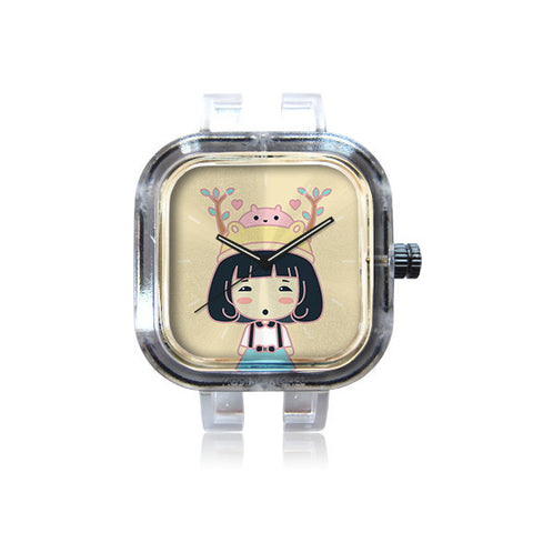 Escudo Kawaii Nao Chan Watch