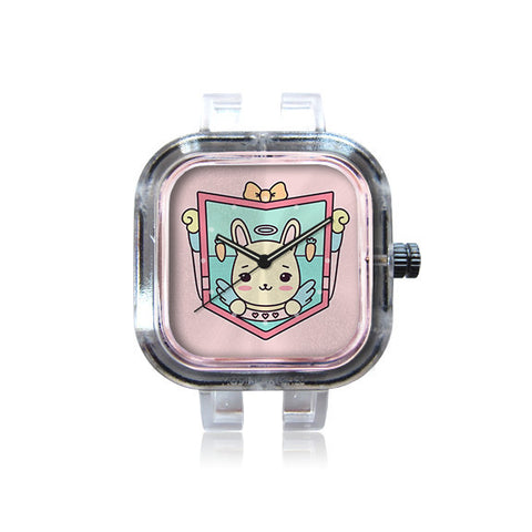 Escudo Kawaii Rabbit Watch