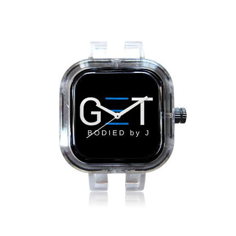 FitTime x GBJ Blue Watch