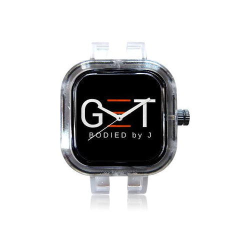 FitTime x GBJ Orange Watch