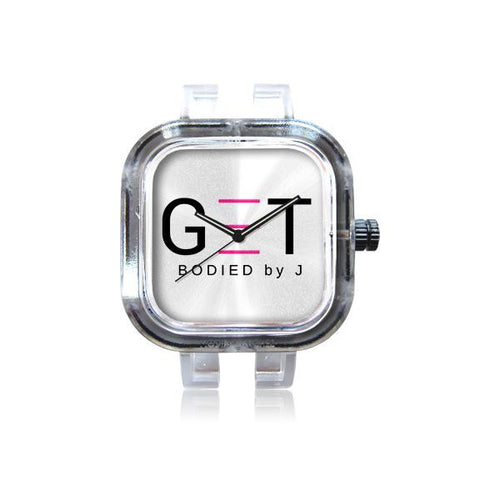FitTime x GBJ Pink Watch