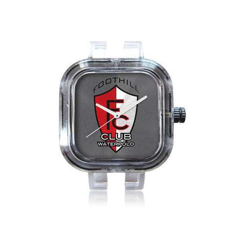 Foothill Club Water Polo Grey Crest Watch