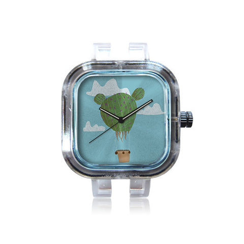 Francesca Costa Cactus Balloon Watch