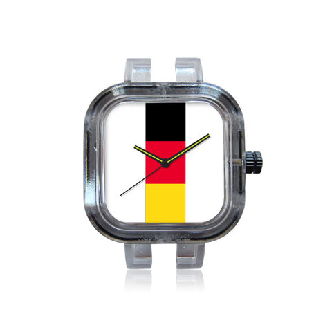 German Flag Watch