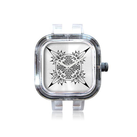 GionnyArt Geometric Watch