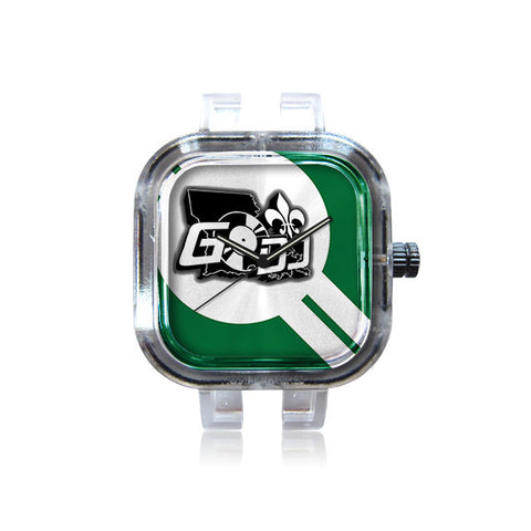 godj green watch