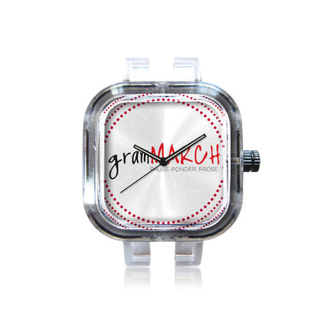 gramMarch PolkaDots watch