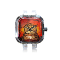 Artista Happy Owl Watch