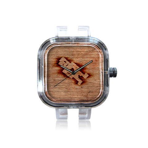 Hyper Inc Wooden Bot Watch