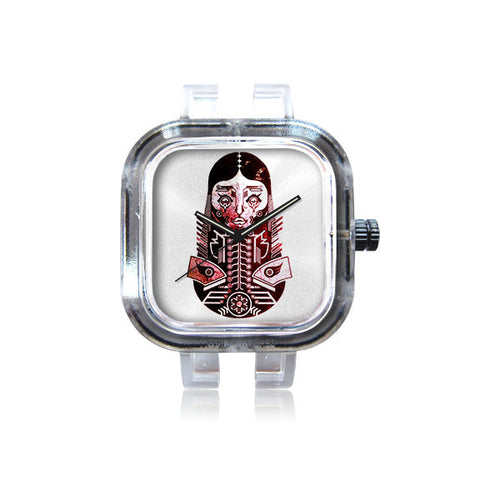 Idol Accoste Queen of Hearts Watch