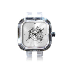 Inkult Globe Painter Watch