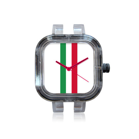 Italian Flag Watch