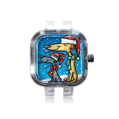 Jerry Gonzalez Snow Dogs Watch