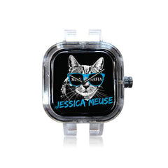 Jessica Meuse Feelin' Blue MuseMafia Cat Watch