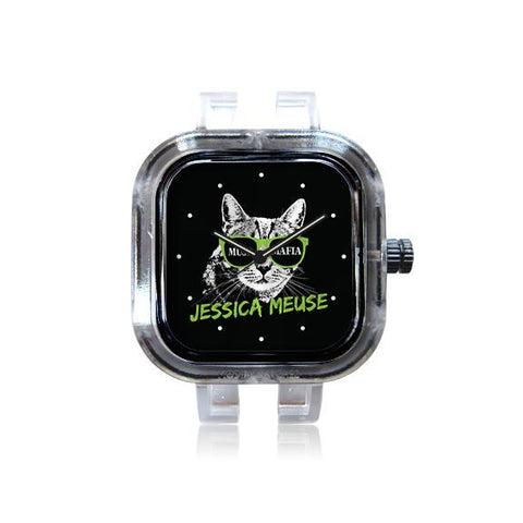 Jessica Meuse Lucky MuseMafia Cat Watch