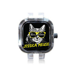 Jessica Meuse Sunshine MuseMafia Cat Watch